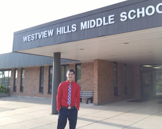 Westview Hills' Chris Lin named 2019 DuPage Assistant Principal of the Year